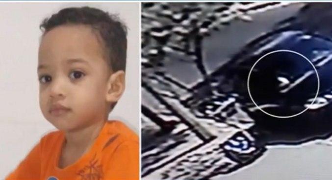 Menino de 2 anos morre após ser esquecido no carro por 3h sob forte calor