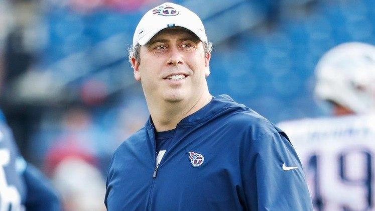 Arthur Smith – Coordenador ofensivo do Tennessee Titans: Em seu currículo estão os feitos de transformar Derrick Henry na arma terrestre mais letal da NFL e recuperar o jogo de Ryan Tannehill.