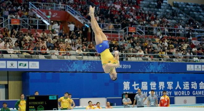 Mundial de ginastica deve acontecer apenas em 2021