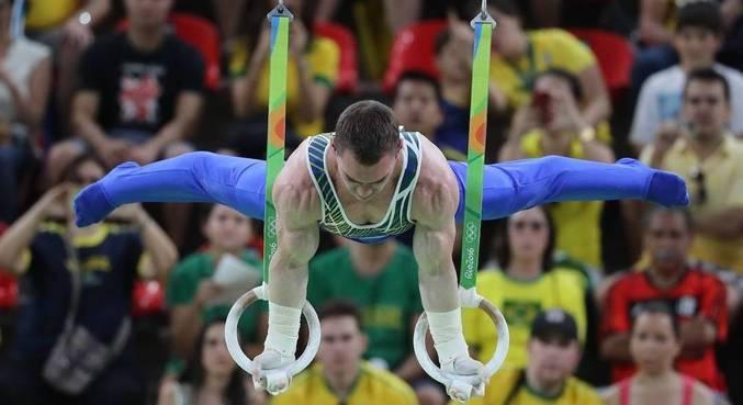 Ginástica brasileira já conquistou quadro medalhas em Jogos Olímpicos
