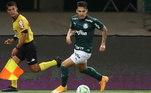 5º - Raphael Veiga - Palmeiras11 gols