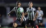 6º - Keno - Atlético-MG10 gols