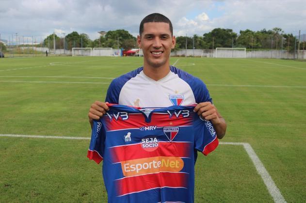 Artilheiro do Brasil em 2020, com 14 gols, o atacante Tiago Orobó, que estava no América de Natal, foi contratado pelo Fortaleza.