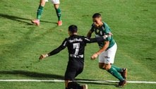 Rony resolve, Palmeiras bate o Bragantino e pegará o Corinthians