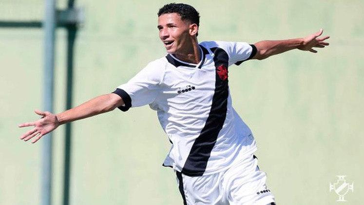 Artur Sales - O atacante tem 18 anos, quatro partidas como profissional, mas ainda pode atuar pelas categorias de base. Outros são Andrey Santos, João Pedro Galvão e Caio Eduardo.