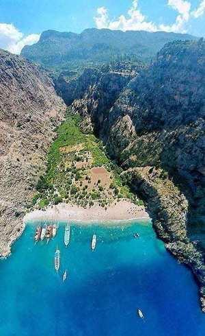 As 10 atrações mais incríveis da Turquia