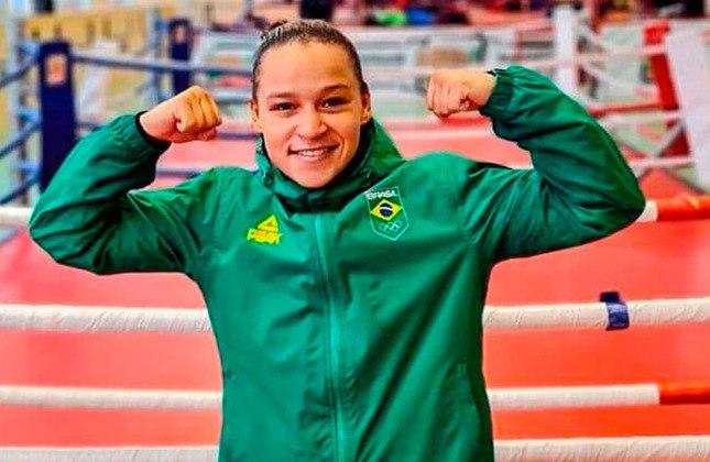 Às 2h, Beatriz Ferreira, do boxe, briga pelo ouro contra a irlandesa Anne Harringthon, no peso leve.