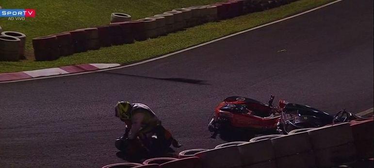 As 500 Milhas de Kart de 2017 foram marcadas pela briga entre Tuka Rocha e Rodrigo Dantas. Tudo isso no meio da pista após um acidente
