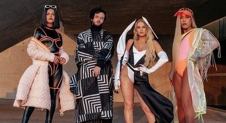As Baías lançam 'Quarto Andar', hit com Luísa Sonza