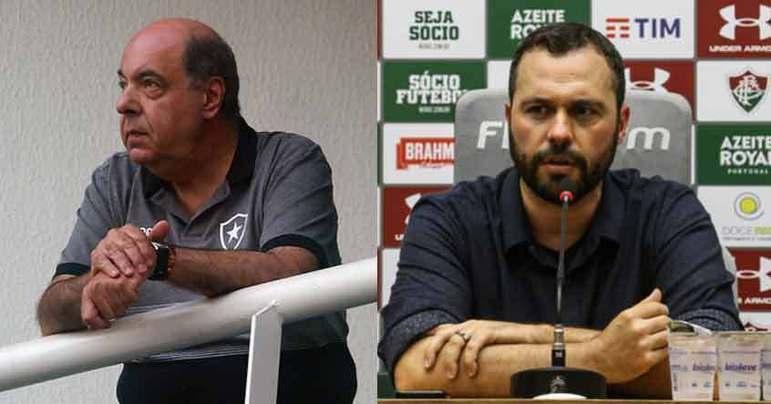As diretorias de Botafogo e Fluminense mantiveram sua posição de só jogar em julho. O presidente Mário Bittencourt, porém, chegou a cogitar uma volta no dia 29 de junho. Houve duas mediações para chegar a um acordo com os demais clubes e a Ferj, sem sucesso. O caso parou no STJD.