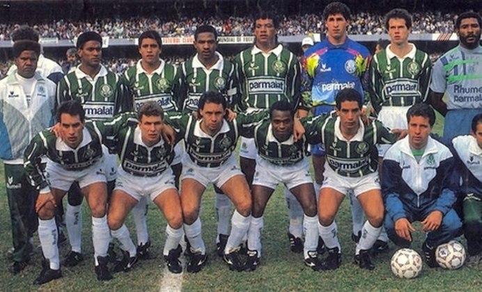 As equipes voltaram a se encontrar em duas finais no ano de 1993. A primeira foi no fatídico dia 12 de junho, na decisão do Paulista, quando o Palmeiras goleou o rival por 4 a 0, com gols de Zinho, Evair (dois) e Edílson – no jogo de ida, o Alvinegro havia vencido por 1 a 0