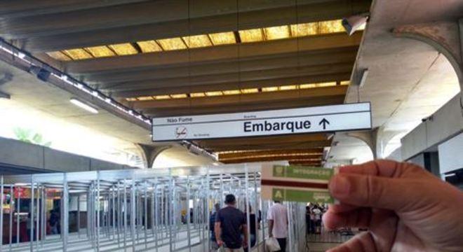 As estações das Linha Sul e Centro terão operações especiais, e uma central de segurança será montada na Estação Recife