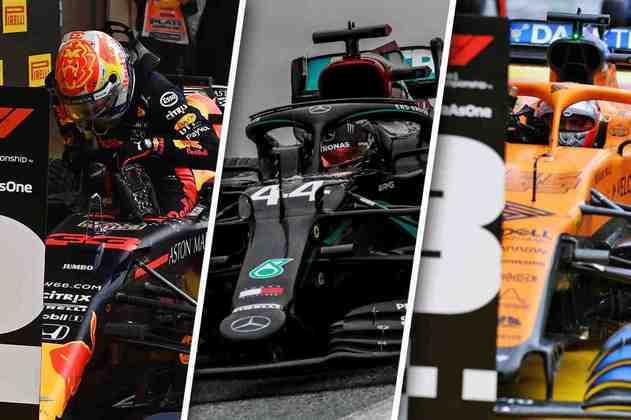 As imagens do treino que definiu o grid de largada para o GP da Estíria de F1