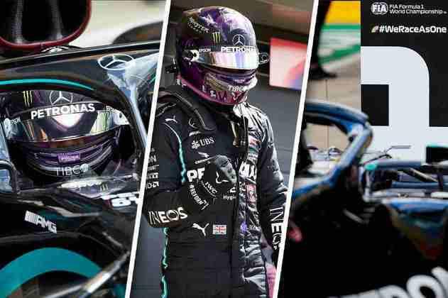 As melhores imagens do sábado de classificação em Silverstone