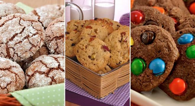As melhores receitas de cookies para você se deliciar