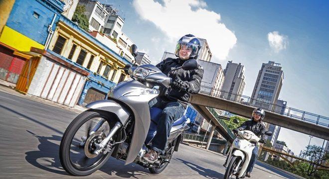 As mulheres preferem as CUBs e os scooters para o dia a dia / Divulgação