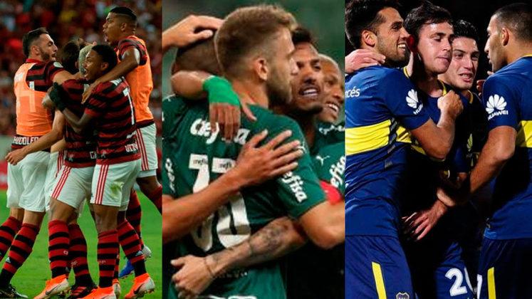 As oitavas de final da Copa Libertadores 2021 foram definidas na tarde desta terça-feira (01) após sorteio realizado na sede da CONMEBOL, em Luque, Paraguai. Confira os confrontos do mata-mata e a ordem dos mandos dos jogos.