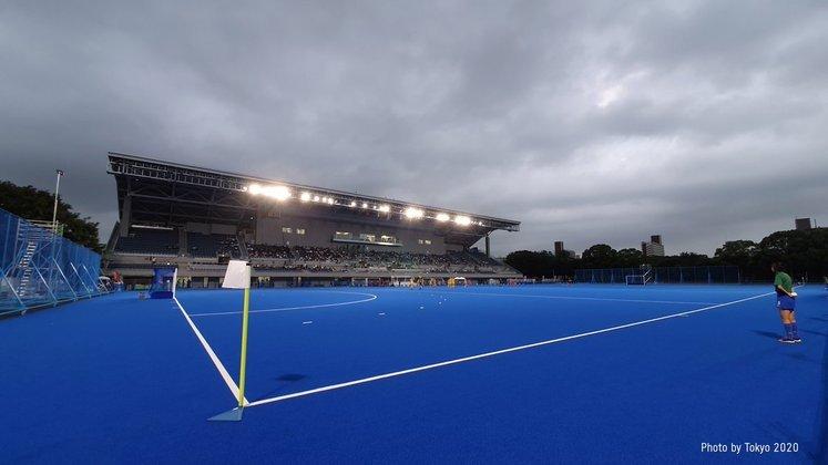 As partidas de hóquei na grama dos jogos Olímpicos de Tóquio irão acontecer no Estádio Oi Hockey. A ideia do poder público local é que a estrutura sirva a múltiplos esportes após o evento.