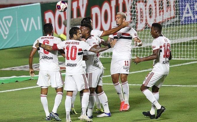 As vitórias foram: São Paulo 5 x 1 São Caetano (Paulistão); São Paulo 1 x 0 RB Bragantino (Paulistão); São Paulo 3 x 2 Guarani (Paulistão); Palmeiras 0 x 1 São Paulo (Paulistão); Sporting Cristal-PER 0 x 3 São Paulo (Libertadores); São Paulo 2 x 0 Santo André (Paulistão); Ituano 0 x 3 São Paulo (Paulistão); São Paulo 2 x 0 Rentistas-URU (Libertadores).