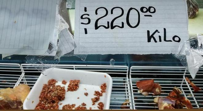 Argentinos diminuíram frequência do churrasco; carne vai parar na China