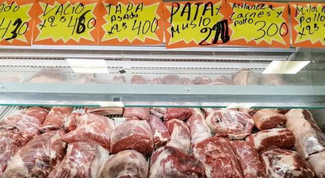 O país com 'maior tradição carnívora' teve queda no consumo de carne