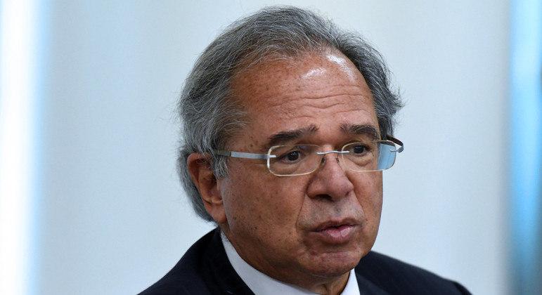 Ministério da Economia, Paulo Guedes, fala sobre Fies em uma reunião entre ministros