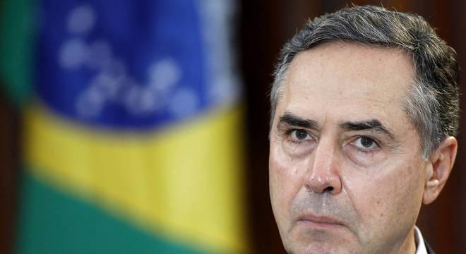 O presidente do TSE (Tribunal Superior Eleitoral), ministro Luís Roberto Barroso