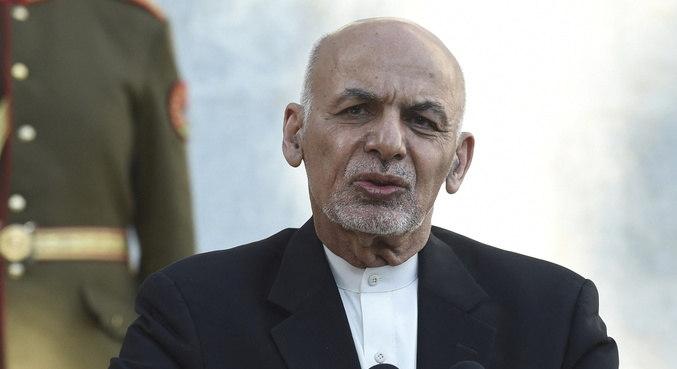 Presidente afegão Ashraf Ghani visitará a Casa Branca em 25 de junho