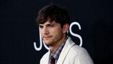 Ashton Kutcher desistiu de voo da Virgin Galactic por família