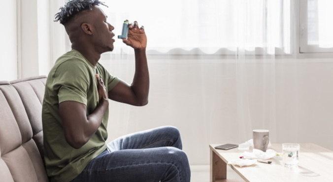 Tratamento de prevenção é essencial para controlar asma