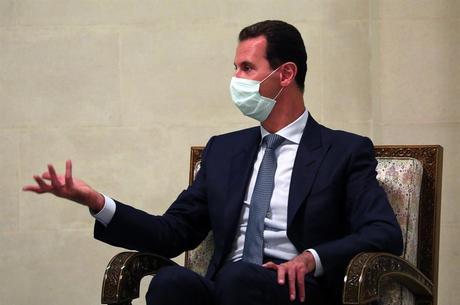 Assad (foto)  é presidente desde 2000