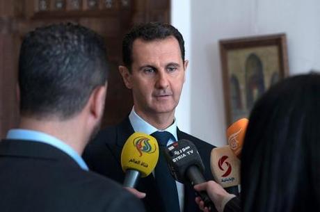 """Ação para tirar a condecoração de Assad """"foi iniciada"""""""