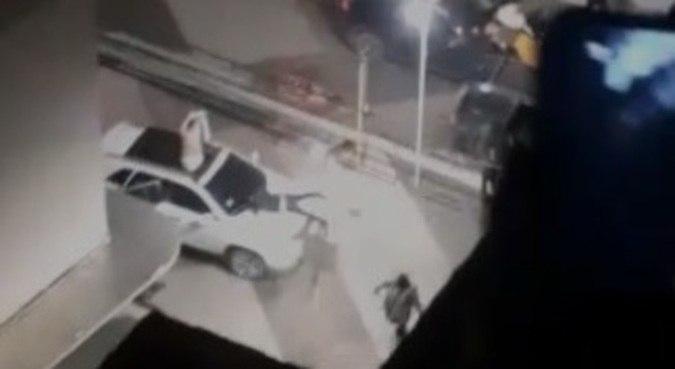 Bandidos usam explosivos e fazem reféns como escudos humanos em SP