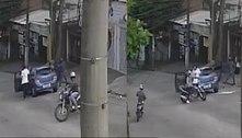 Vídeo flagra ação violenta de assaltantes na zona sul de SP