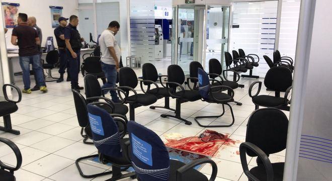 Assalto ocorreu às 10h14, na rua Marechal Deodoro, em São Bernardo do Campo