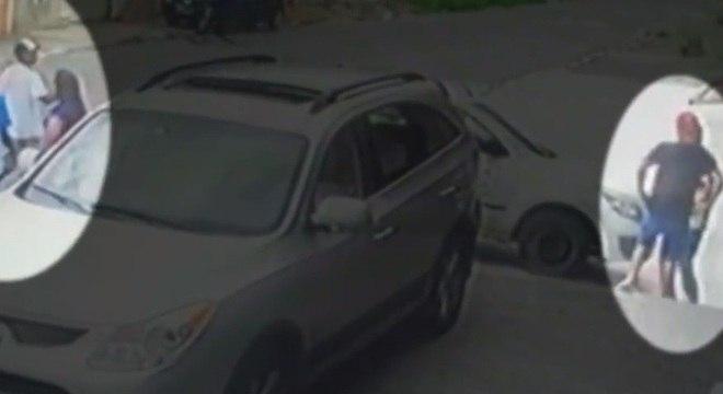Vinicius foi assaltado em frente ao portão da casa do patrão, em Poá