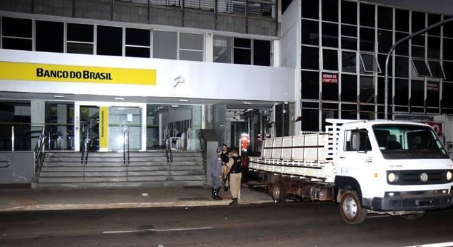 Ataque aconteceu durante a madrugada desta quinta-feira (27)