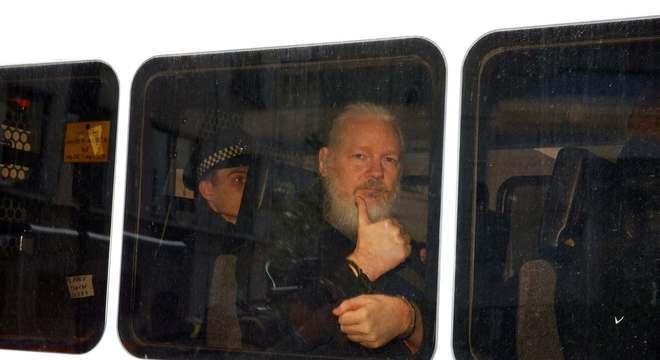 A prisão aconteceu após um pedido de extradição feito pelos Estados Unidos