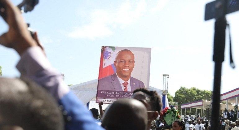 Presidente do Haiti Jovenel Moise foi morto em um ataque à residência oficial em Porto Príncipe