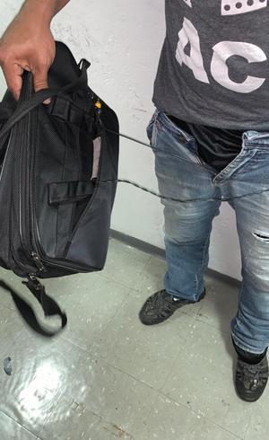 Souza foi preso na estação Carrão do metrô