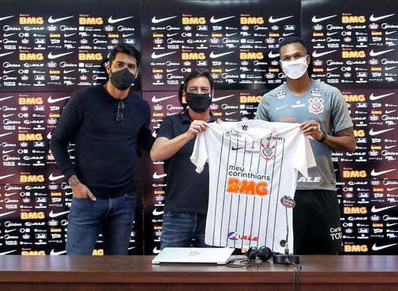 Assim como o Vasco, o Banco BMG é o patrocinador master do Corinthians. O acordo foi oficializado em janeiro de 2019 e vai até dezembro de 2023, de acordo com o site