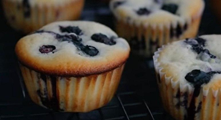 Assim como os Cookies, os Muffins estão