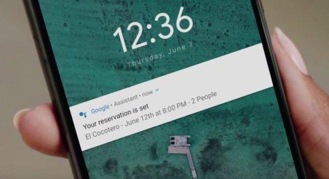 Caso a pessoa que receba a chamada se negar a conversar com o sistema do Google, um atendente humano concluirá a operação