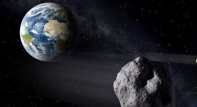 Asteroide é monitorado pela Nasa desde 1997
