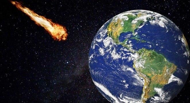 Asteroide com mais de 85 metros de comprimento passa próximo da Terra