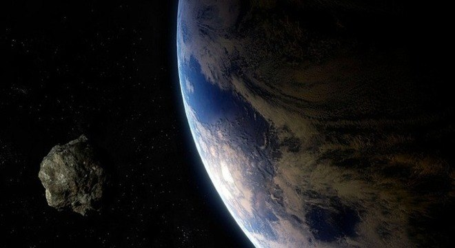 Asteroide está próximo de Marte e deve chegar à órbita da Terra em 1 milhão de anos