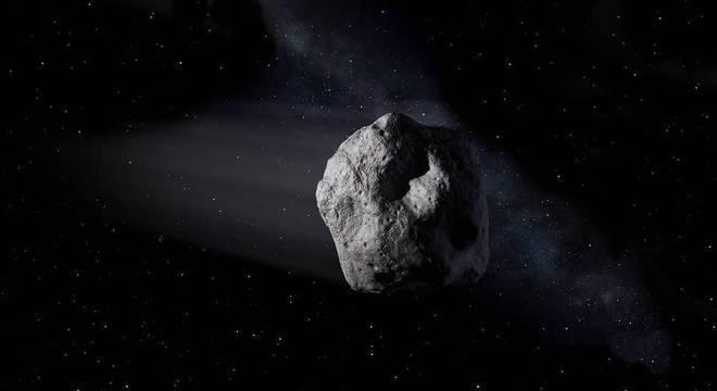 Asteroide 1998 OR2 é monitorado por cientistas devido ao risco de uma colisão com o planeta