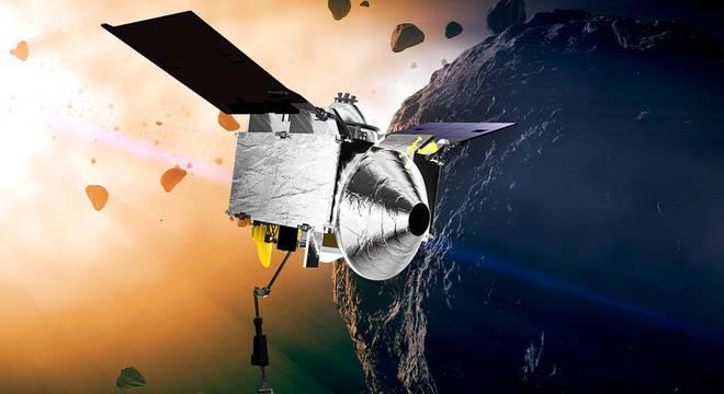 Nasa planeja desviar um asteroide que está em rota de colisão com a Terra