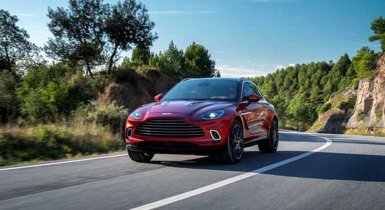 Sim, a Aston Martin retornará ao Brasil depois de quatro anos de ausência.