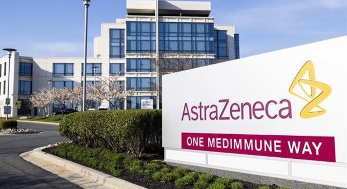 AstraZeneca já pediu autorização de uso do coquetel no EUA e agora na Europa